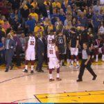NBA – L'accrochage entre Stephen Curry et Kendrick Perkins !