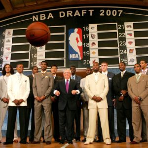 NBA – « Et si on redraftait ? » : La Draft 2007