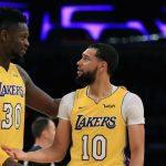 NBA – Les Lakers font de la place dans leur effectif