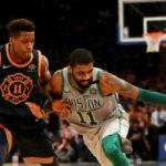 NBA – Des images volées d'un pick-up entre Kyrie, KD, Frank et d'autres !