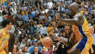 NBA – L'aveu lunaire de Shaq sur Allen Iverson