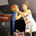 LFB – Transferts : Johannah Leedham rejoint le CCC Polkowice