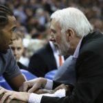 NBA – Kawhi Leonard tacle Gregg Popovich : «Je trouve ça marrant»