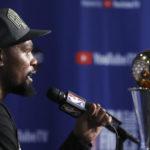 NBA – Kevin Durant : « C'est facile d'être le meilleur quand tu n'as pas de bons coéquipiers »