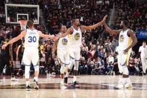 NBA – Kevin Durant a signé le meilleur match de sa carrière en Finales !