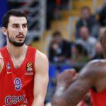 VTB League – Léo Westermann : « C'était mon rêve de participer au Final Four de l'Euroleague»