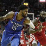 NBA – Pour signer Paul George, les Rockets iront au combat