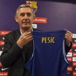 Liga Endesa – Svetislav Pesic reste à la tête du FC Barcelone