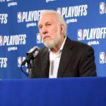 NBA – «Peu de ses proches» voient Gregg Popovich rester aux Spurs après les JO 2020