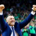 Lituanie – Sarunas Jasikevicius reste coach du Zalgiris Kaunas !