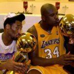 NBA – Le geste de Kobe Bryant pour apaiser Shaquille O'Neal en 2003