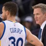 NBA – Steve Kerr répond au commentaire buzz de Lillard sur Steph Curry