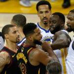 NBA – Draymond Green ravi de la non-suspension de Tristan Thompson