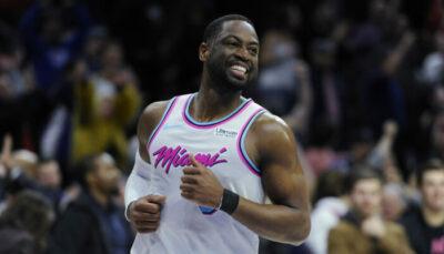 NBA – D-Wade révèle le premier joueur qui lui a botté les fesses