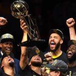NBA – Les Golden State Warriors sont champions NBA 2018 !
