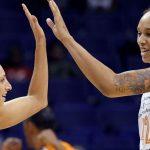 WNBA- Les résultats de la nuit (17/06/2018) : Los Angeles et Phoenix continuent d'impressionner