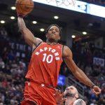 NBA – Les Raptors veulent arrêter de «cacher» DeMar DeRozan durant la saison régulière