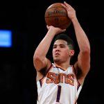 NBA – Devin Booker va prolonger pour le maximum aux Suns