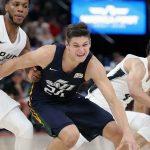 NBA – Summer League : Grayson Allen frôle le triple-double