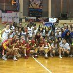 Basket Féminin – L'Espagne remporte le tournoi Laure Ecard