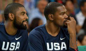 NBA – L'effort financier de Kevin Durant et Kyrie Irving