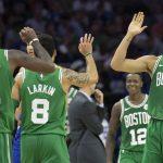 NBA – Shane Larkin enthousiaste pour Jayson Tatum : «Il peut devenir l'un des 5 meilleurs joueurs de la ligue»