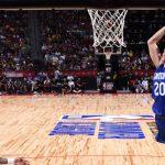 NBA – Kevin Knox confiant à l'idée d'accrocher le 8ème spot à l'Est