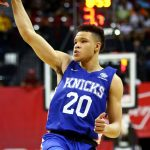 NBA – Summer League : Kevin Knox et Mitchell Robinson se montrent encore pour les Knicks