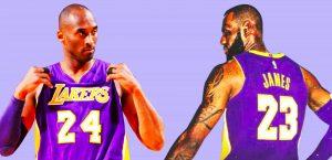 NBA – Dossier : Pourquoi la plupart des fans de Kobe détestent LeBron ?