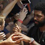 NBA – Kyrie Irving sera prêt pour le training camp, son infection étant désormais de l'histoire ancienne
