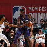 NBA – Summer League : DeAndre Ayton domine son duel face à Marvin Bagley III