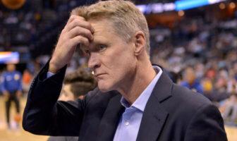 Casse-tête pour Steve Kerr et les Warriors