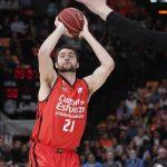 Liga Endesa : Mike Tobey s'engage à Valence jusqu'en 2020