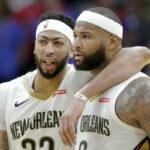 NBA – DeMarcus Cousins lâche un joueur en qui il voit… du Anthony Davis !