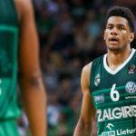 Grèce – Axel Toupane quitte le Zalgiris Kaunas pour rejoindre l'Olympiakos !