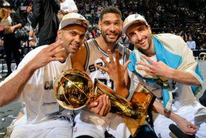 NBA – Les 10 équipes les plus âgées all-time à avoir remporté un titre