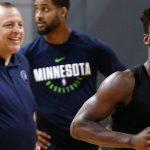 NBA – Tom Thibodeau toujours évasif concernant la prolongation de Butler
