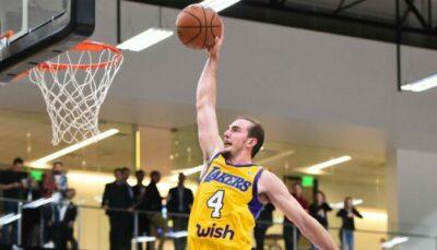 NBA – Alex Caruso dévoile comment il a réussi à sortir de la G-League pour exploser