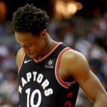 NBA – Les joueurs NBA réagissent au trade de DeMar Derozan