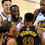 NBA – Un trade entre Cavs et Warriors évoqué, Draymond inclus !