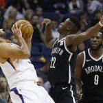NBA – Échange entre Brooklyn et Phoenix