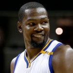 NBA – Un nouveau trophée pour Kevin Durant
