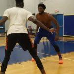NBA – Tatum, Embiid et Bamba s'affrontent dans une série de 1v1
