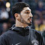 NBA – Enes Kanter : « Je reçois 3 ou 4 menaces de mort par semaine »