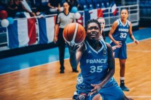 EurobasketWomen U18 – Les 12 joueuses retenues sont connues