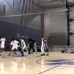 AAU – Un arbitre tabassé par une équipe entière en plein match !