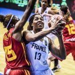 EurobasketWomenU20 – (1/4 de finale) Les Bleuettes privées de dernier carré sur le fil
