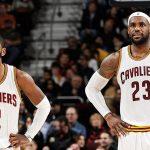 NBA – Kyrie Irving ne souhaitait pas le retour de LeBron en 2014