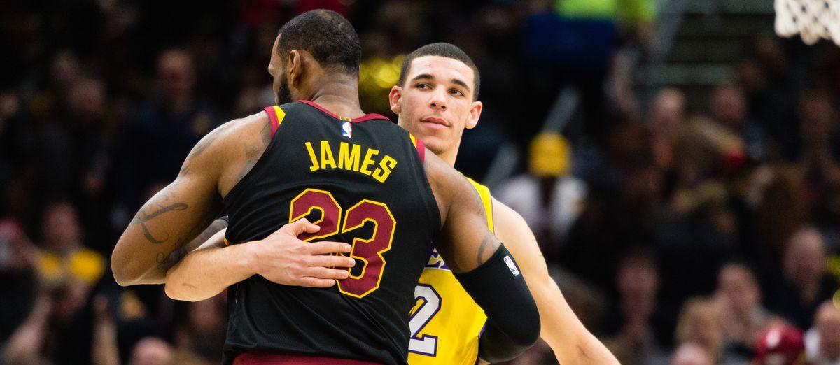 ba1746c57e34 NBA - Le roi LeBron James rejoint les Lakers