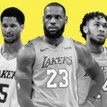 NBA – Les Lakers veulent faire jouer LeBron James au poste de pivot la saison prochaine